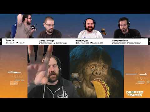 Dropped Frames - Week 124  - Video Games (Part 2)