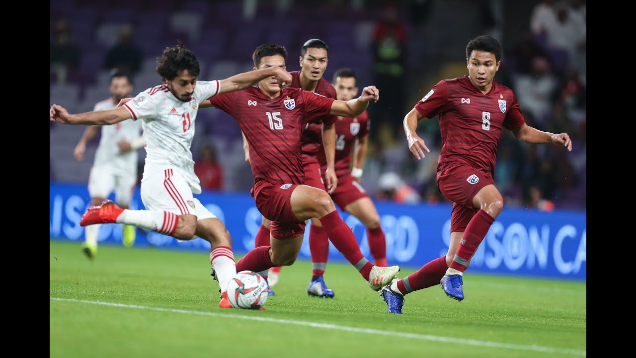 Image result for thai UAE asian cup