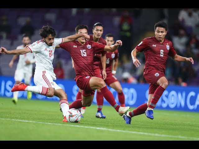 Highlights: United Arab Emirates 1-1 Thailand (AFC Asian Cup UAE 2019: Group Stage)