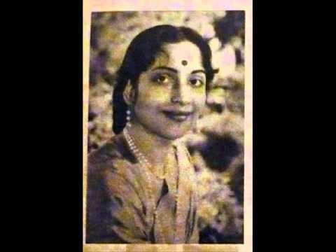 Geeta Dutt: Mohabbat ka nateeja : Film - Arab Ka Saudagar (1955)