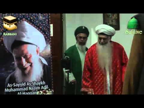 Qasidas Welcoming Mawlana Shaykh Hisham to Singapore 08Dec2011