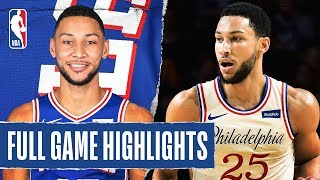 CAVALIERS at 76ERS | FULL GAME HIGHLIGHTS | December 7, 2019