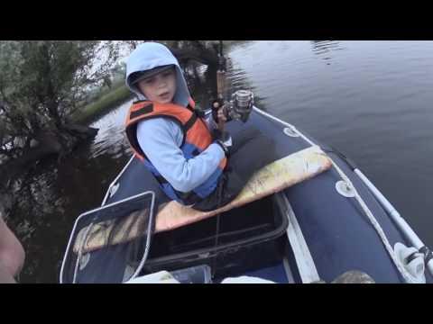 ловля щуки река тобол 2016
