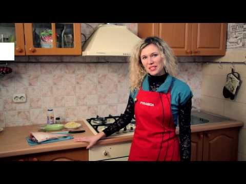 Морской окунь, запеченный в духовке, рецепт с фото Как