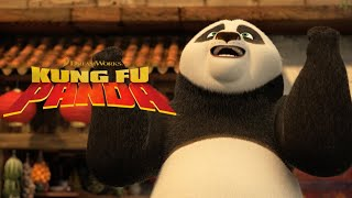 Awesome New Catchphrase | NEW KUNG FU PANDA