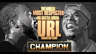 CHAMPION | HITMAN HOLLA VS TAY ROC SMACK - URL