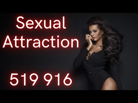 Grabovoi Numbers - Sexual Attraction - 519 916