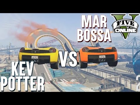 KEV POTTER VS MARBOSSA GTA BATTLE ★ GTA 5 Custom Map (+Download) ★ GTA Online LPmitKev