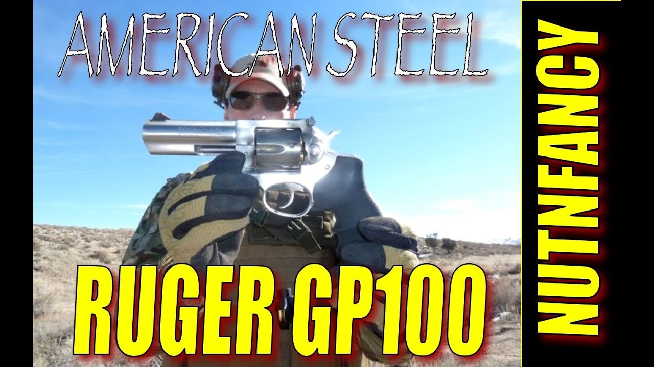 SP101 And GP100 Ruger- Which Is Better For Personal Protection