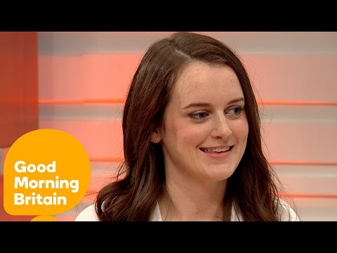 Sophie McShera On Saying Goodbye To Downton  Good Morning Britain
