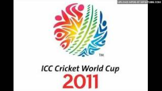 ICC  Cricket  World Cup 2011  Song - De Ghuma k  (Pakistan)