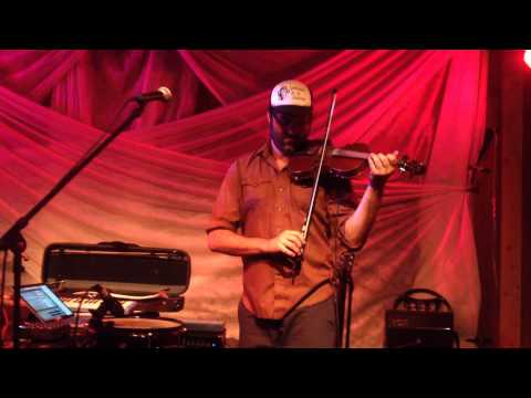 Dirtwire - Sailing The Solar Flares Live in Eugene, OR 9/18/14