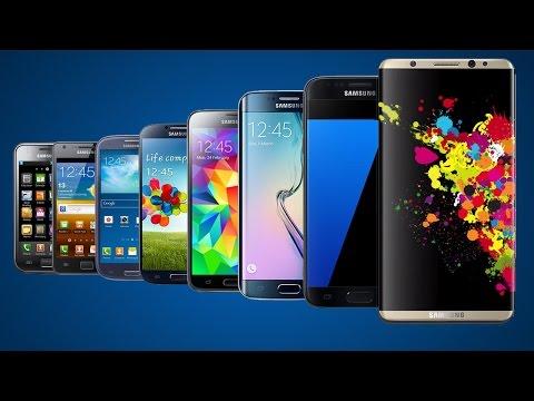 Od Galaxy S do S8, czyli HISTORIA SAMSUNGA cz.2