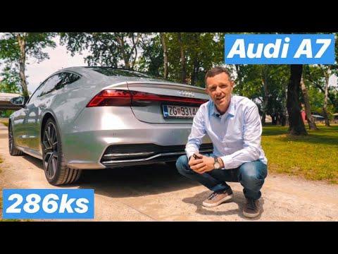 Spojler u zrak! - Audi A7 - testirao Juraj Šebalj