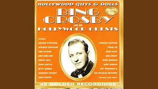 Double Damask - Beatrice Lillie, Ken Carpenter, And Bing Crosby