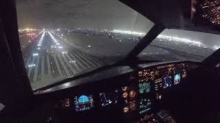 Landing at Chicago O'Hare