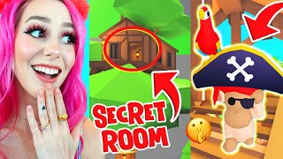 THIS SECRET LOCATION UNLOCKS A *NEW* PIRATE MONKEY PET in Adopt Me! Roblox Adopt Me Update