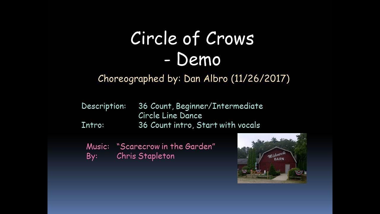 Circle Of Crows