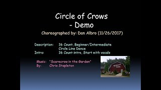 Circle of Crows Demo