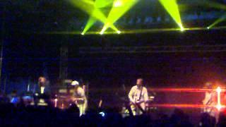 Friska Viljor - On And On - live - Maifeld Derby Festival - Mannheim - 18.05.2012