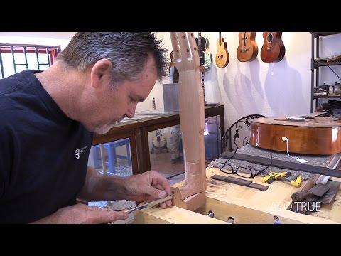 Brad Andersen Guitars Old Town Albuquerque #ABQ