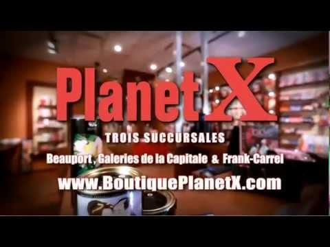 Boutiques PlanetX à Québec