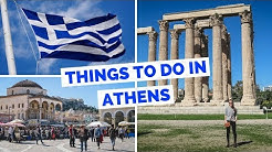 15 Things to do in Athens, Greece Travel Guide
