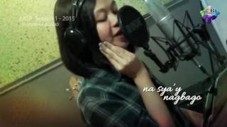 Kristyanong Inlab Acoustic - By Aldyl kent Charcos feat. Pamela ( ASPSWC saeson 1 Best Song 2015)