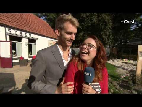 Opmerkelijk: RTV Oost-presentatrice tijdens uitzending op Facebook ten huwelijk gevraagd