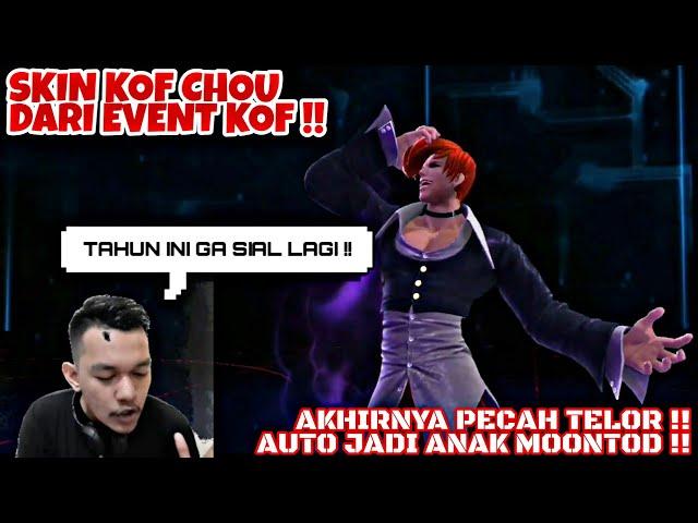 REVIEW SKIN CHOU KOF !! AUTO JADI ANAK MOONTOD !! - Mobile Legend