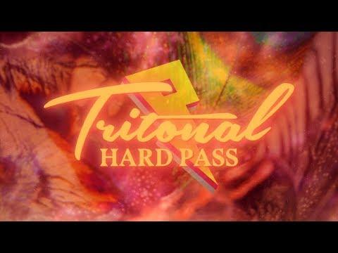 Tritonal - Hard Pass ft. Ryann (Official Lyric Video)