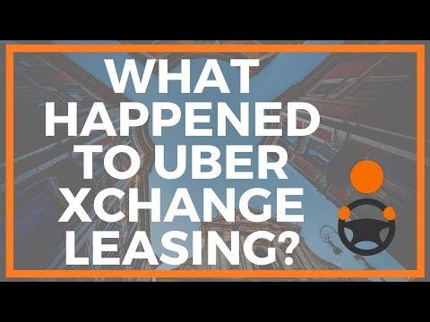 What Happened to Uber Xchange Leasing? - Maximum Ridesharing