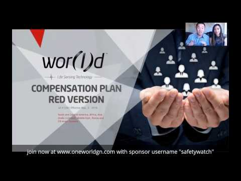 Wor(I)d Compensation Plan by Chad Chong