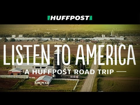 Elitist HuffPost is Searching for America on Bus Tour