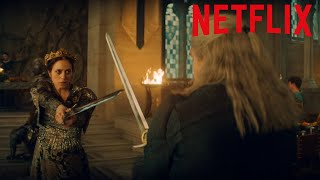 Castle Fight Scene - The Witcher Netflix