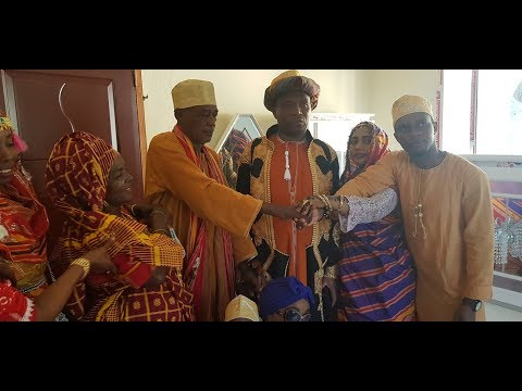 Mariage De Maoulida Ali Soilihi Et Said Ben Ali Djabae