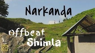 Narkanda | The hidden treasure of Himachal Pradesh
