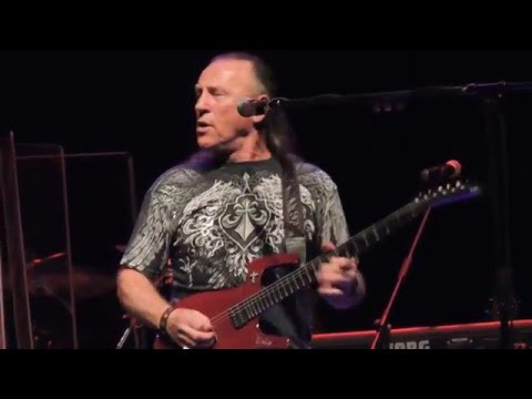 Mark Farner of Grand Funk Live 2016 Are You Ready/Rock & Roll Soul/Footstompin' Music