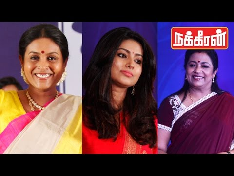 Tamil Celebrities in Saranya's function | Dsoft : Any woman