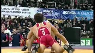60 кг. Кудухов- Мостафа Ахажани, Кубок мира-2001, финал