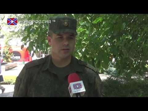 Комментарий начальника пресс-службы ВС ДНР Даниила Безсонова