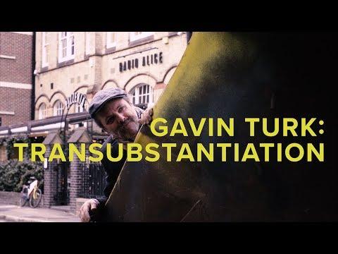 GAVIN TURK'S CHEEKY SKIPS   SKIP GALLERY   CANVAS PRESENTS