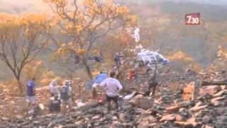 Survivor tells of ultra marathon fire ordeal