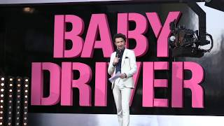 Video Baby Driver European Premiere in London:- Ansel Elgort, Kevin Spacey, Jamie Foxx and Jon Hamm download MP3, 3GP, MP4, WEBM, AVI, FLV Juli 2018