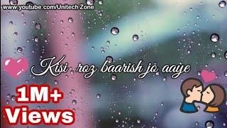 main rahoon ya na rahoon ❤ female version ❤ new love ❤ romantic whatsapp status video ❤