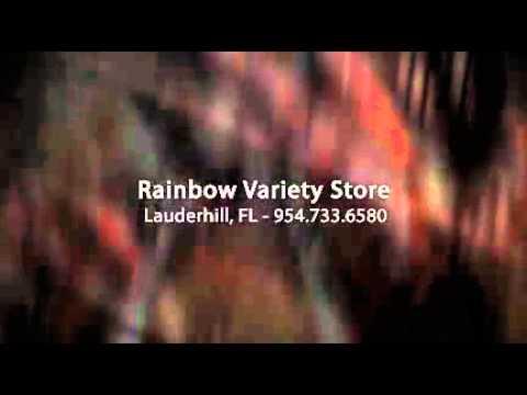 Rainbow Variety Store | Lauderhill, Florida | Jamaican Music