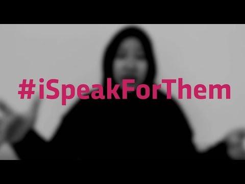 PELECEHAN SEKSUAL PADA WANITA DI INDONESIA | SOCIAL CAMPAIGN #iSpeakForThem