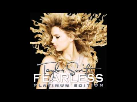 Taylor Swift - Forever & Always (Piano Version) [Audio]