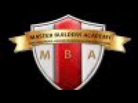 MBA Forum #8- Building Your Business Blueprint