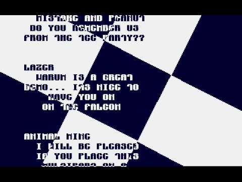 Zeal - The Atari STE demo crew